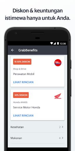 Grab Driver screenshot 4