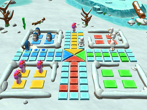 Ludo 3D Multiplayer screenshot 10