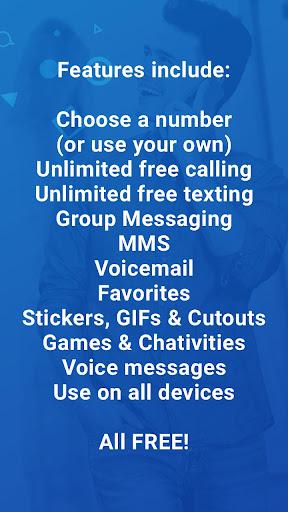 Nextplus Free SMS Text   Calls screenshot 7