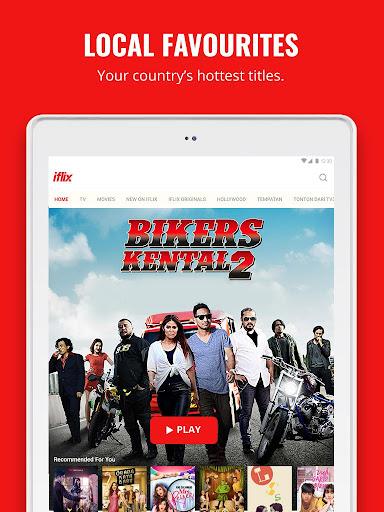 iflix - Movies & TV Series स्क्रीनशॉट 9