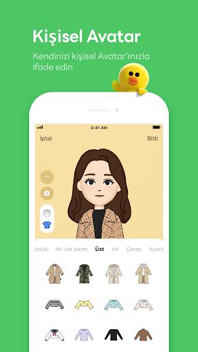 LINE: Ücretsiz Arama ve Mesaj screenshot 7