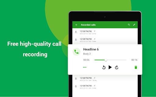 Free Call : Call Free  & Free Text screenshot 14