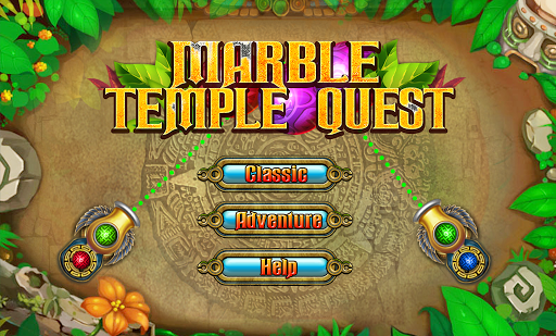 Marble - Temple Quest screenshot 12