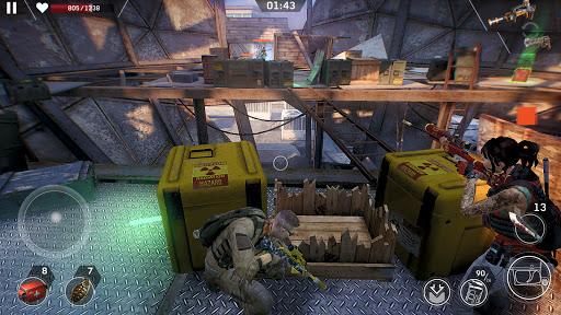 Left to Survive: Apocalypse & Dead Zombie Shooter screenshot 5