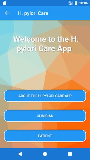 H. pylori Care screenshot 1