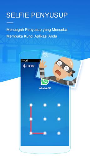 LOCKit - Kunci Aplikasi screenshot 4