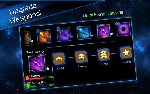 Interstellar Defense screenshot 6