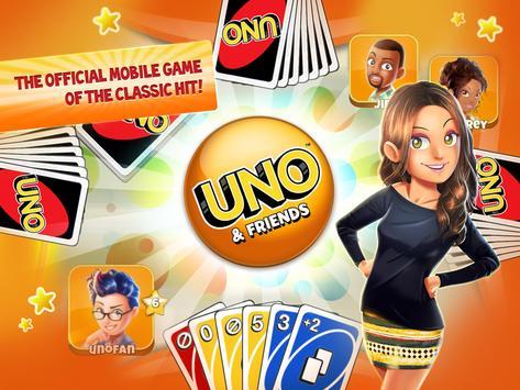 UNO ™ & Friends 1 تصوير الشاشة