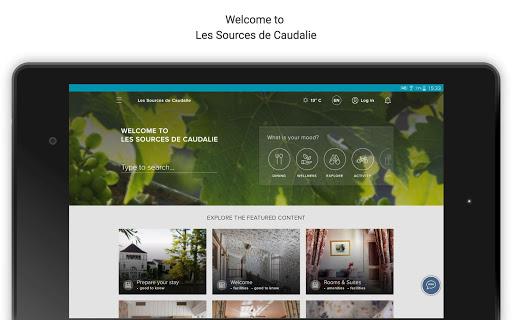 Les Sources de Caudalie 6 تصوير الشاشة