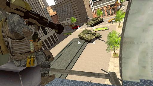 سلاح الجو مطلق النار 3D -ألعاب طائرات الهليكوبتر 5 تصوير الشاشة