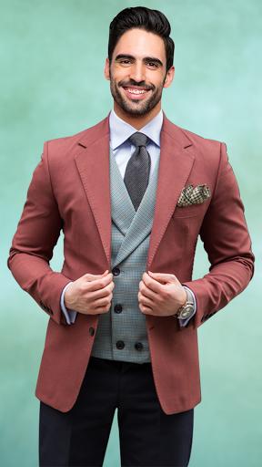 Man Suit Photo Editor screenshot 2