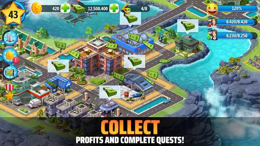 City Island 5 - Tycoon Building Simulation Offline 3 تصوير الشاشة