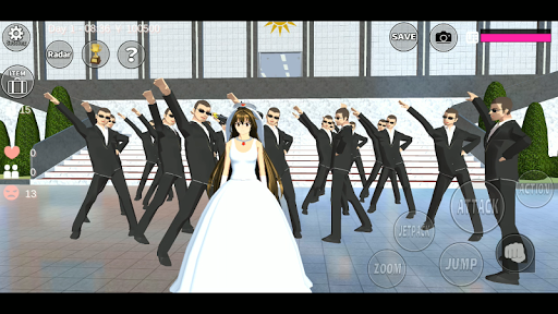 SAKURA School Simulator screenshot 2