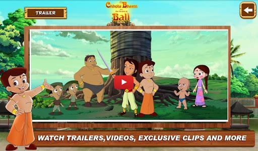 Bali Movie App - Chhota Bheem 4 تصوير الشاشة