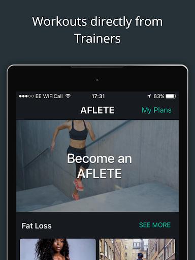 AFLETE 10 تصوير الشاشة