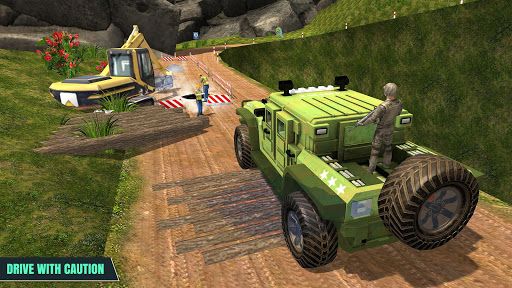 Army Truck Driver : Offroad screenshot 5