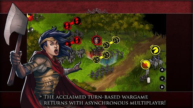 RAVENMARK: Mercenaries screenshot 1