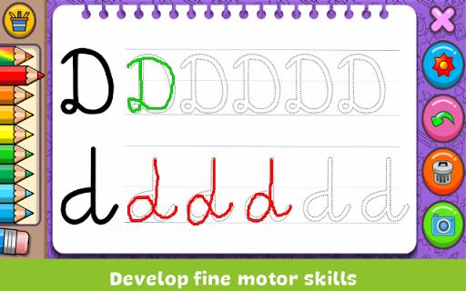 Coloring & Learn screenshot 5