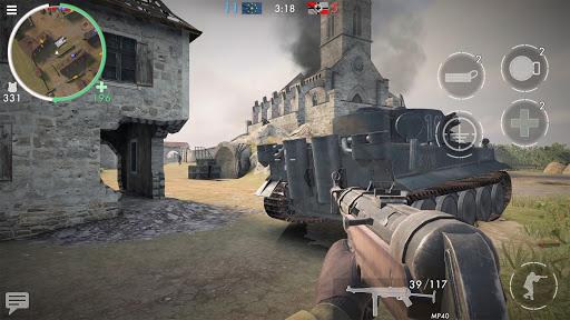 World War Heroes: WW2 FPS 4 تصوير الشاشة