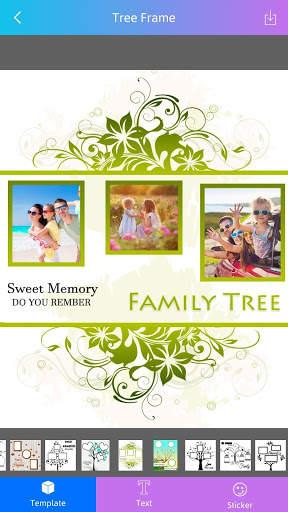 Photo Frame - Tree Frame screenshot 5