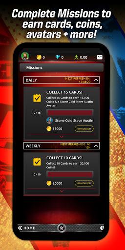 Topps® WWE SLAM: Card Trader 6 تصوير الشاشة