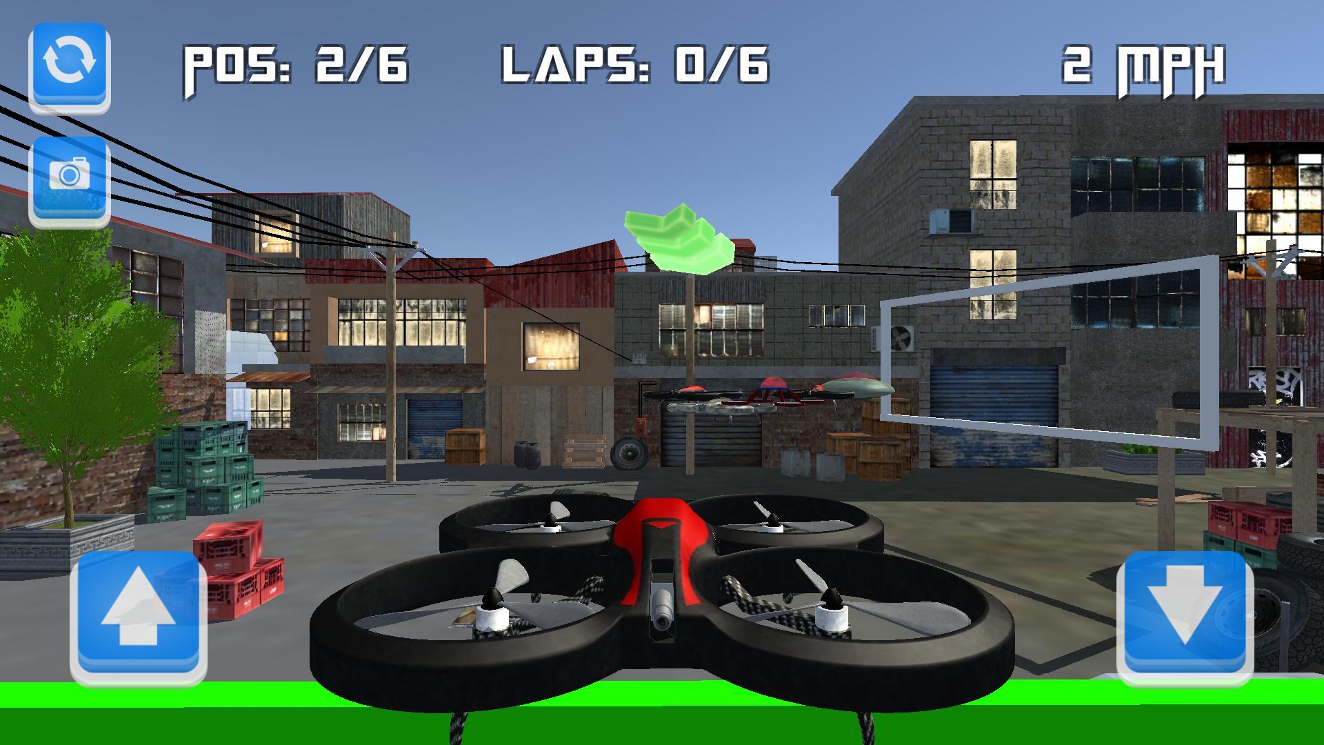 Drone Racing 5 تصوير الشاشة