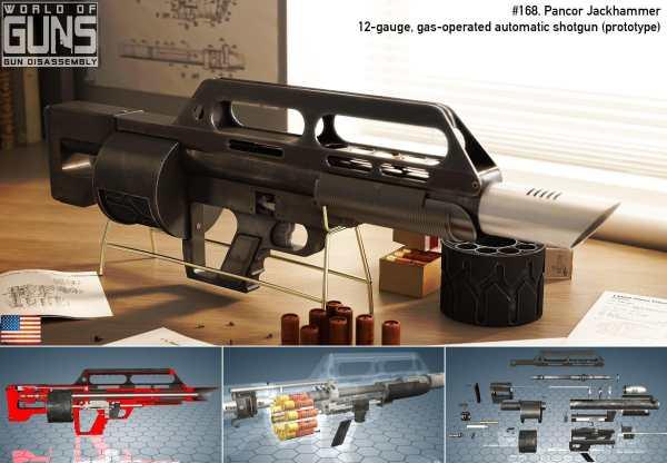 World of Guns: Gun Disassembly скриншот 7