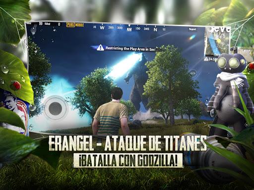 PUBG MOBILE - Travesía screenshot 12