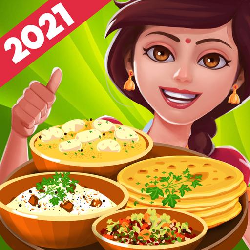 ikon Masala Express: Indian Restaurant Cooking Games