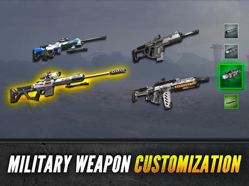 Sniper Fury: Online 3D FPS & Sniper Shooter Game 5 تصوير الشاشة