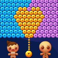 Bubble Shooter Cookie on 9Apps
