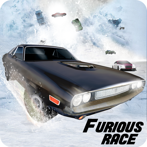 Furious Car Shooting Game: Snow Car war Games 2021 icon