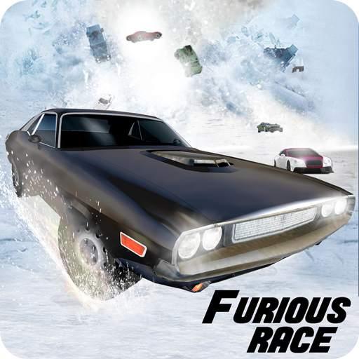 Furious Car Shooting Game: Snow Car war Games 2021