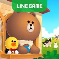 LINE ブラウンファーム on APKTom