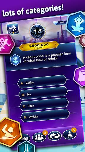 Who Wants to Be a Millionaire? Trivia & Quiz Game स्क्रीनशॉट 5
