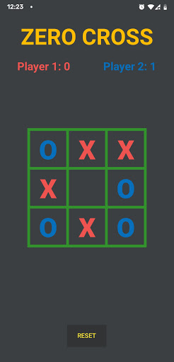 Zero Cross screenshot 1