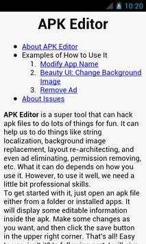APK Editor screenshot 7