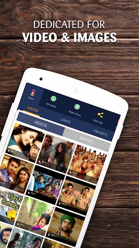 Status Video Download – Story WA - Status Saver 2 تصوير الشاشة