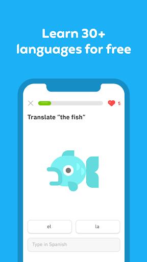 Duolingo: Learn Languages Free screenshot 3