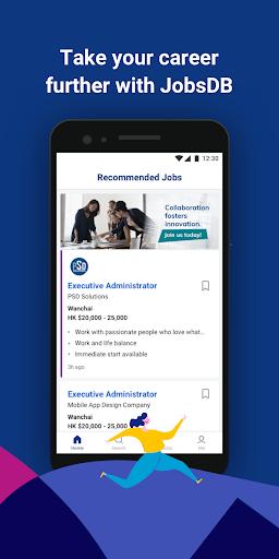 JobsDB Job Search 1 تصوير الشاشة