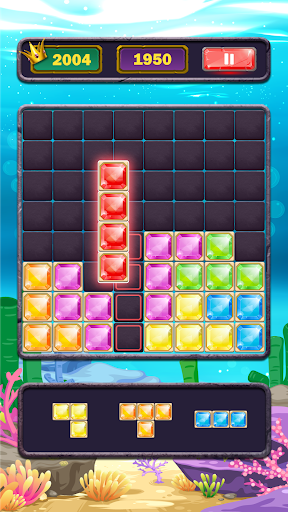 Block Puzzle Gem Classic - Block Puzzle Game screenshot 1