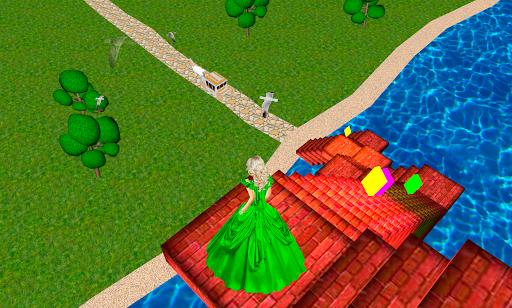 Cinderella. Way home. screenshot 7
