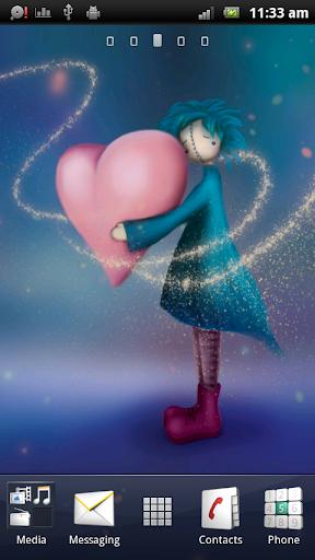 Love Heart HD Wallpapers screenshot 5