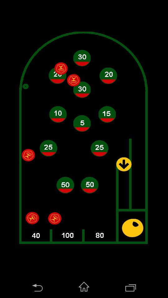 Soviet pinball screenshot 2