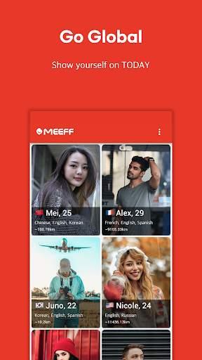 MEEFF - Make Global Friends screenshot 6