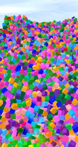 Color Hole 3D 3 تصوير الشاشة