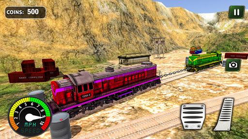 Armed Vehicle 4x4 Tug War: Racing Simulator screenshot 4