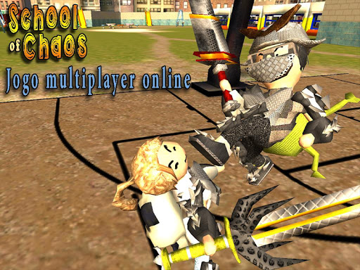 School of Chaos Online MMORPG screenshot 7