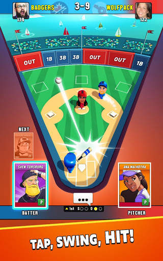 Super Hit Baseball screenshot 3