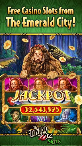 Wizard of Oz Free Slots Casino 5 تصوير الشاشة